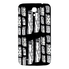Numbers Cards 7898 Samsung Galaxy Mega I9200 Hardshell Back Case