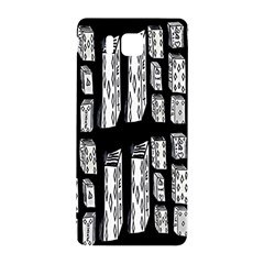 Numbers Cards 7898 Samsung Galaxy Alpha Hardshell Back Case