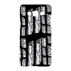 Numbers Cards 7898 Samsung Galaxy A5 Hardshell Case