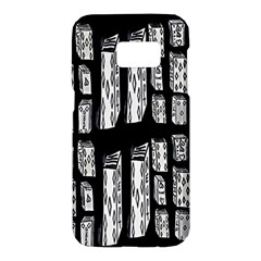 Numbers Cards 7898 Samsung Galaxy S7 Hardshell Case