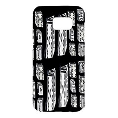 Numbers Cards 7898 Samsung Galaxy S7 Edge Hardshell Case