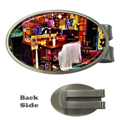 Home Sweet Home Money Clips (oval)