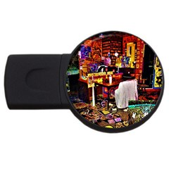 Home Sweet Home Usb Flash Drive Round (2 Gb)