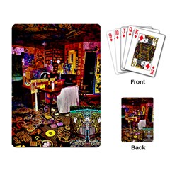Home Sweet Home Playing Card