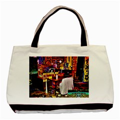 Home Sweet Home Basic Tote Bag (two Sides)