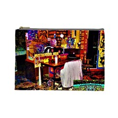 Home Sweet Home Cosmetic Bag (large)