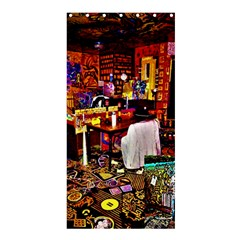 Home Sweet Home Shower Curtain 36  X 72  (stall)
