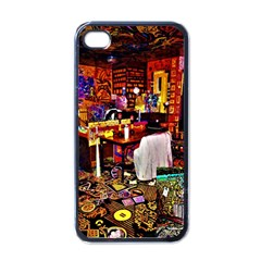 Home Sweet Home Apple Iphone 4 Case (black)