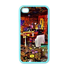 Home Sweet Home Apple Iphone 4 Case (color)