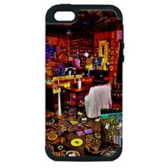 Home Sweet Home Apple Iphone 5 Hardshell Case (pc+silicone)