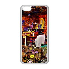 Home Sweet Home Apple Iphone 5c Seamless Case (white)