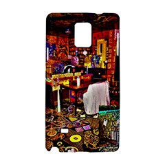 Home Sweet Home Samsung Galaxy Note 4 Hardshell Case