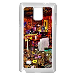 Home Sweet Home Samsung Galaxy Note 4 Case (white)