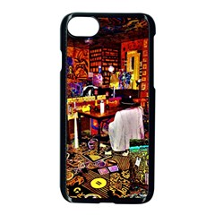 Home Sweet Home Apple Iphone 7 Seamless Case (black)