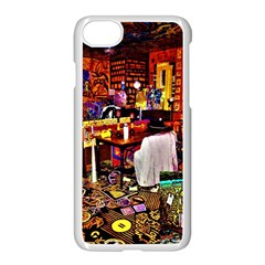 Home Sweet Home Apple Iphone 7 Seamless Case (white)