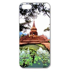 20180119 152218 Apple Seamless Iphone 5 Case (clear)