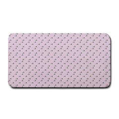 Pink Flowers Pink Medium Bar Mats