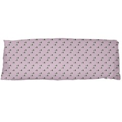 Pink Flowers Pink Body Pillow Case (dakimakura)