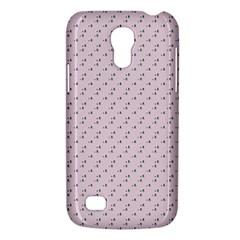 Pink Flowers Pink Galaxy S4 Mini