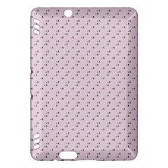 Pink Flowers Pink Kindle Fire Hdx Hardshell Case