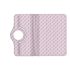 Pink Flowers Pink Kindle Fire Hd (2013) Flip 360 Case