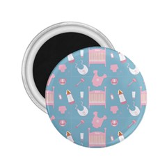 Baby Pattern 2 25  Magnets