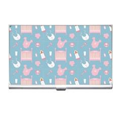Baby Pattern Business Card Holders