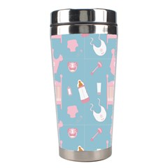 Baby Pattern Stainless Steel Travel Tumblers