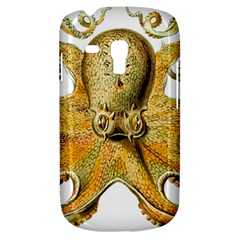 Gold Octopus Galaxy S3 Mini