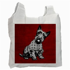 Scottish Recycle Bag (two Side)