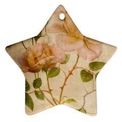 Rose Flower 2507641 1920 Ornament (star)