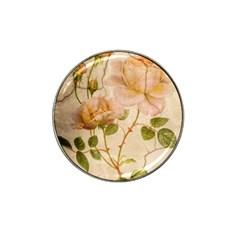 Rose Flower 2507641 1920 Hat Clip Ball Marker (4 Pack)