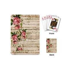 On Wood 2226067 1920 Playing Cards (mini)