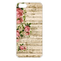 On Wood 2226067 1920 Apple Iphone 5 Seamless Case (white)