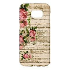 On Wood 2226067 1920 Samsung Galaxy S7 Edge Hardshell Case