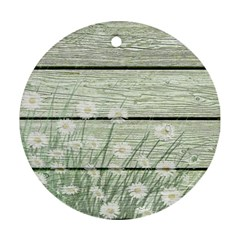 On Wood 2157535 1920 Ornament (round)