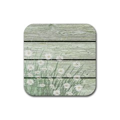 On Wood 2157535 1920 Rubber Square Coaster (4 Pack)