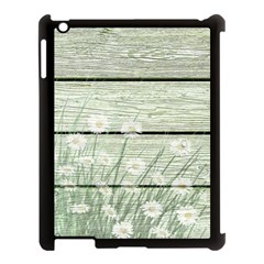 On Wood 2157535 1920 Apple Ipad 3/4 Case (black)