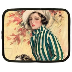 Cosmopolitan Fc November 1917 Netbook Case (xl)