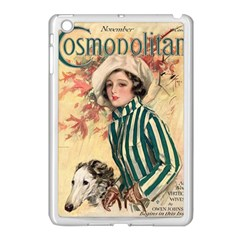 Cosmopolitan Fc November 1917 Apple Ipad Mini Case (white)