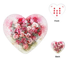 Flowers 2548756 1920 Playing Cards (heart)
