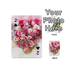 Flowers 2548756 1920 Playing Cards 54 (mini)