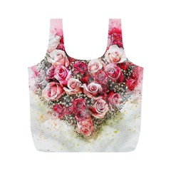 Flowers 2548756 1920 Full Print Recycle Bags (m)