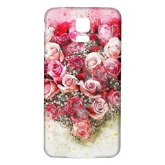Flowers 2548756 1920 Samsung Galaxy S5 Back Case (white)