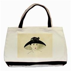 Vintage 2517502 1920 Basic Tote Bag (two Sides)