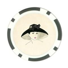 Vintage 2517502 1920 Poker Chip Card Guard (10 Pack)