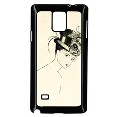 Vintage 2517507 1920 Samsung Galaxy Note 4 Case (black)