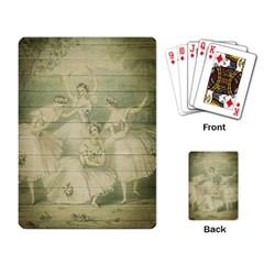 Ballet 2523406 1920 Playing Card