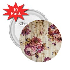 On Wood 1897174 1920 2 25  Buttons (10 Pack)