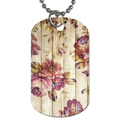 On Wood 1897174 1920 Dog Tag (two Sides)